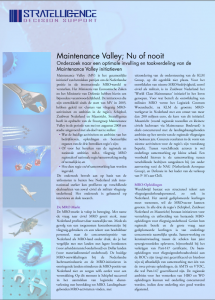 maintenance valley