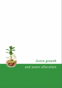 green growth and water allocation