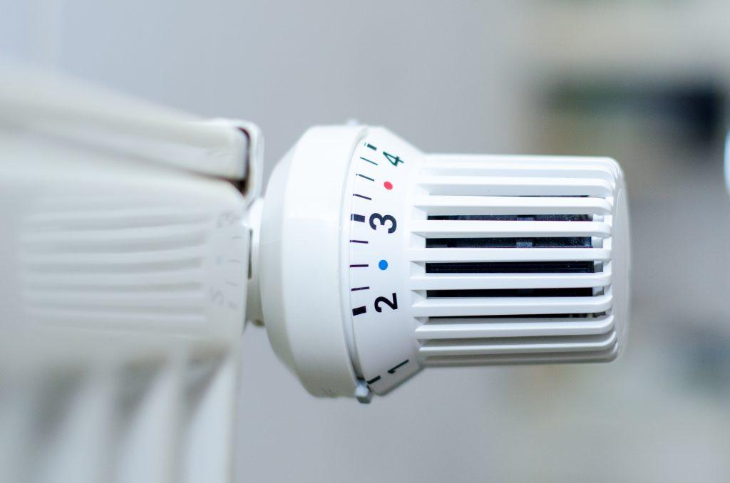 thermostaat bij artikel hybride warmtepomp